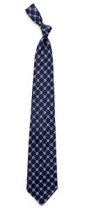 Chicago Cubs Woven Tie