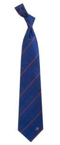 Chicago Cubs Oxford Woven Tie