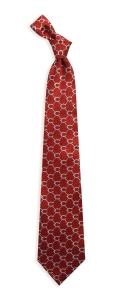 Cincinnati Reds Woven Tie