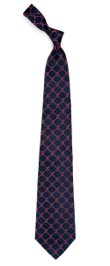 Cleveland Indians Woven Tie