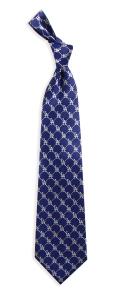 Los Angeles Dodgers Woven Tie