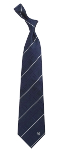 New York Yankees Oxford Woven Tie