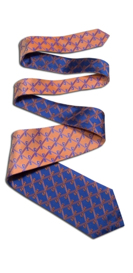 Florida Gators Home and Away Reversible Tie