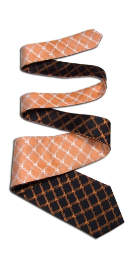Texas Longhorns Home and Away Reversible Tie