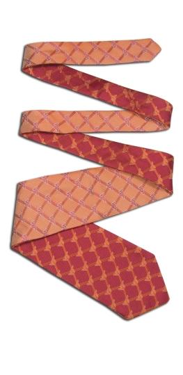 Virginia Tech Hokies Home and Away Reversible Tie