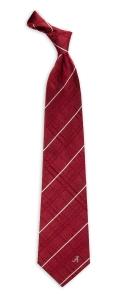 Alabama Crimson Tide Oxford Woven Tie