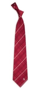 Oklahoma Sooners Oxford Woven Tie