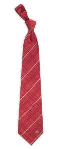 Ohio State Buckeyes Oxford Woven Tie