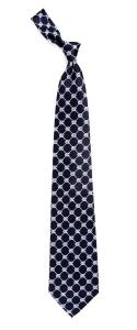 UNC Tar Heels Woven Tie