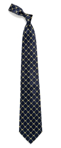 Michigan Wolverines Woven Tie