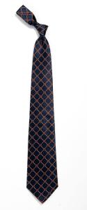 Auburn Tigers Woven Tie
