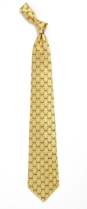 LSU Tigers Woven Tie