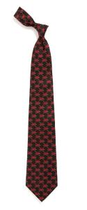 Arkansas Razorbacks Woven Tie