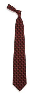 Nebraska Cornhuskers Woven Tie
