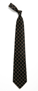 Texas Longhorns Woven Tie