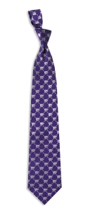Kansas State Wildcats Woven Tie