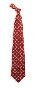 Wisconsin Badgers Woven Tie