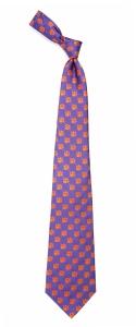 Clemson Tigers Woven Tie