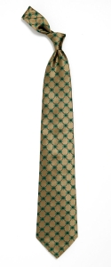 Notre Dame Fighting Irish Woven Tie