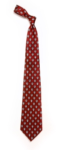 Indiana Hoosiers Woven Tie