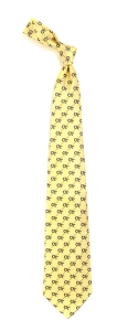 Georgia Tech Yellow Jackets Woven Tie