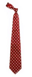 Utah Utes Woven Tie