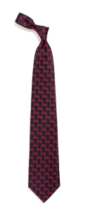 Mississippi Rebels Woven Tie