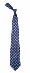 West Virginia Mountaineers Woven Tie