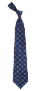 Delaware Fighting Blue Hens Woven Tie