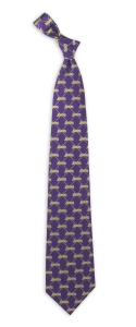 Los Angeles Lakers Woven Tie