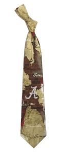 Alabama Crimson Tide Vintage Brick Tie