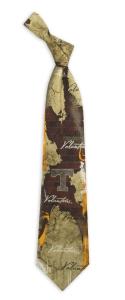 Tennessee Volunteers Vintage Brick Tie