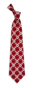 Nebraska Cornhuskers Pattern Tie