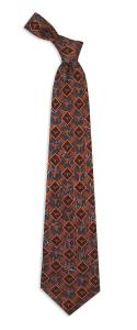 Texas Longhorns Pattern Tie