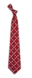 Wisconsin Badgers Pattern Tie