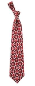 Indiana Hoosiers Pattern Tie