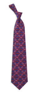 Mississippi Rebels Pattern Tie