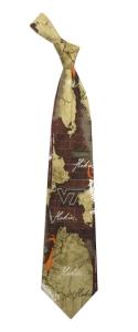 Virginia Tech Hokies Vintage Brick Tie