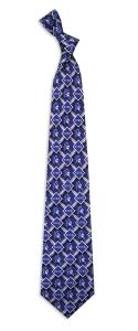 Duke Blue Devils Pattern Tie