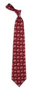 Utah Utes Pattern Tie