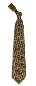 Missouri Tigers Pattern Tie
