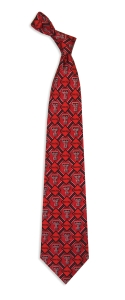 Texas Tech Red Raiders Pattern Tie