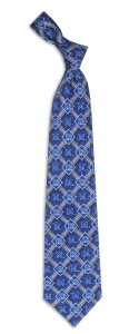Memphis Tigers Pattern Tie