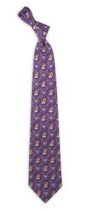 Phoenix Suns Pattern Tie