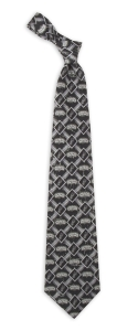 San Antonio Spurs Pattern Tie