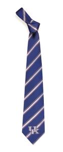 Kentucky Wildcats Woven Polyester Tie