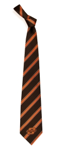 Oklahoma State Cowboys Woven Polyester Tie