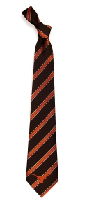 Texas Longhorns Woven Polyester Tie