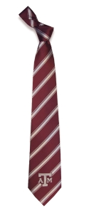 Texas A&M Aggies Woven Polyester Tie