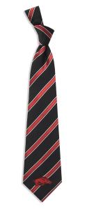 Arkansas Razorbacks Woven Polyester Tie